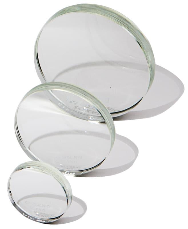 Deutsch: Abbildung zeigt kreisrunde Schaugläser English: Picture displays inspection glass in a round shape