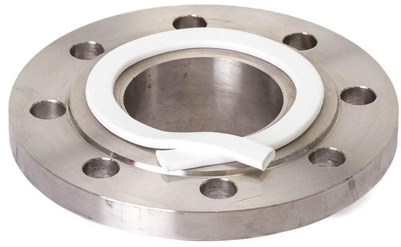Deutsch: Abbildung zeigt selbstklebendes PTFE-Flachdichtungsband, ideal für schnelle Reparaturen – English: Picture displays a self adhesive PTFE-seal