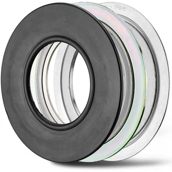 Deutsch: Abbildung zeigt einen Gummi-Stahl-Dichtung, eine Spiraldichtung und Kammprofildichtung.