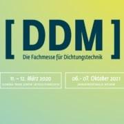 DDM - Die Fachmesse für Dichtungstechnik - Leipzig / Schkeuditz
