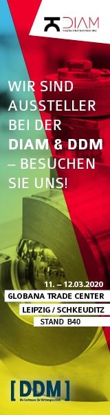 Fachmesse für Dichtung in Leipzig in Mitteldeutschland